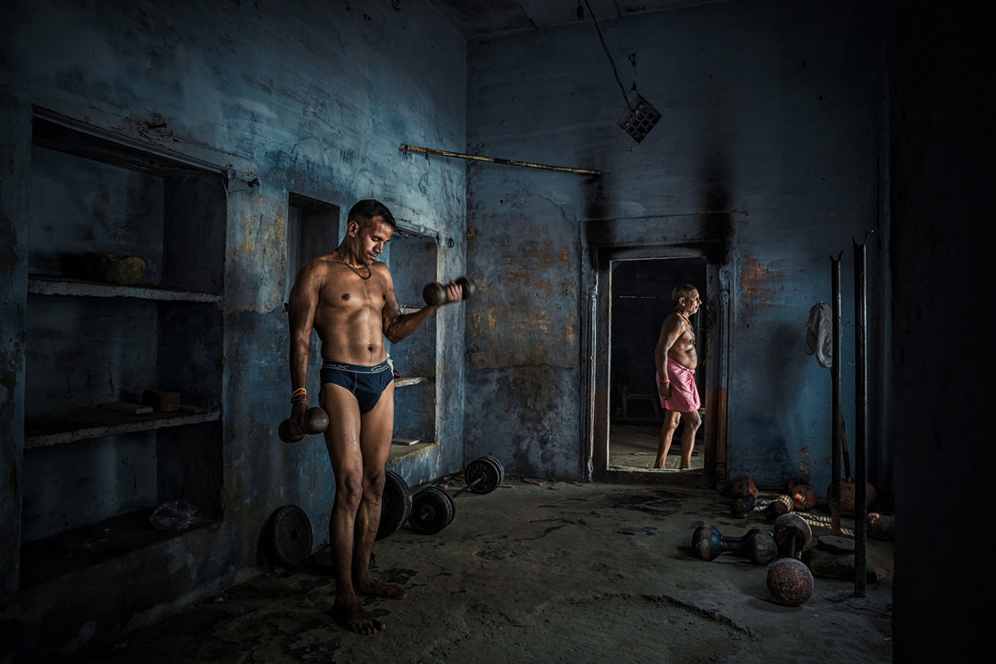 'Người đàn ông suy tư' đoạt giải ảnh du lịch của Guardian