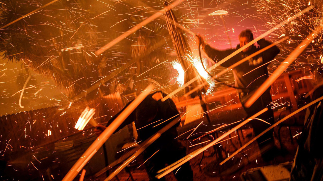 Thế giới trong tuần qua ảnh: hỏa hoạn kinh hoàng ở California - Ảnh 3.