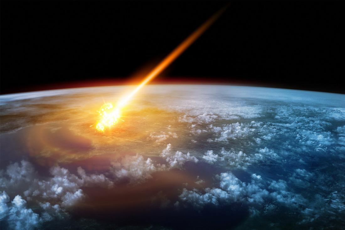 Thiên thạch Apophis sẽ lướt qua trái đất với cự ly sợi tóc - Ảnh 2.
