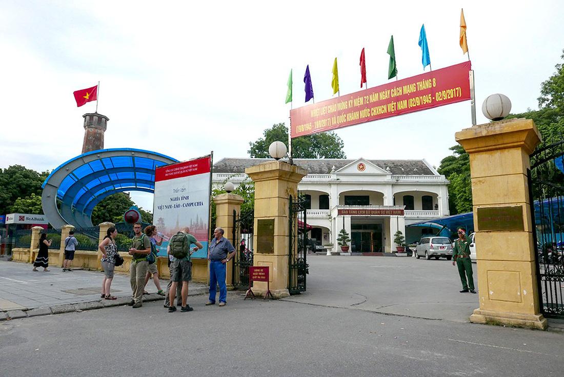 Bảo tàng vắng như... chùa Bà Đanh, vẫn đòi 11.000 tỉ xây mới - Ảnh 1.