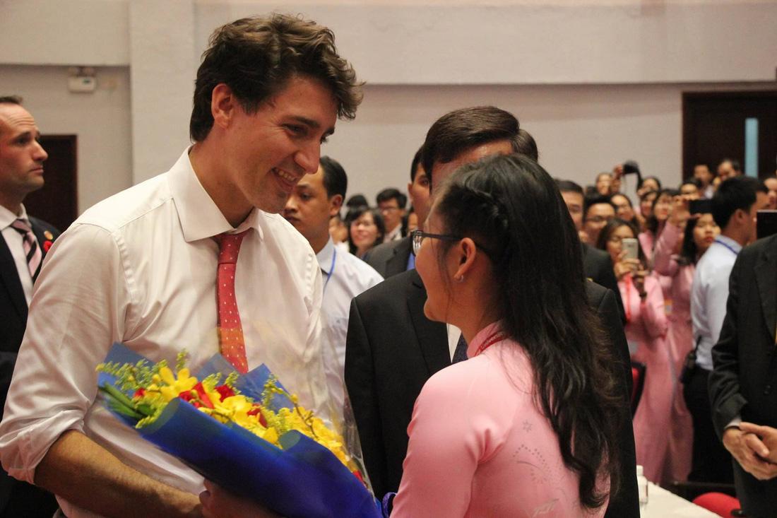 Thủ tướng Canada: 'Tôi từng mơ làm giáo viên' - ảnh 4