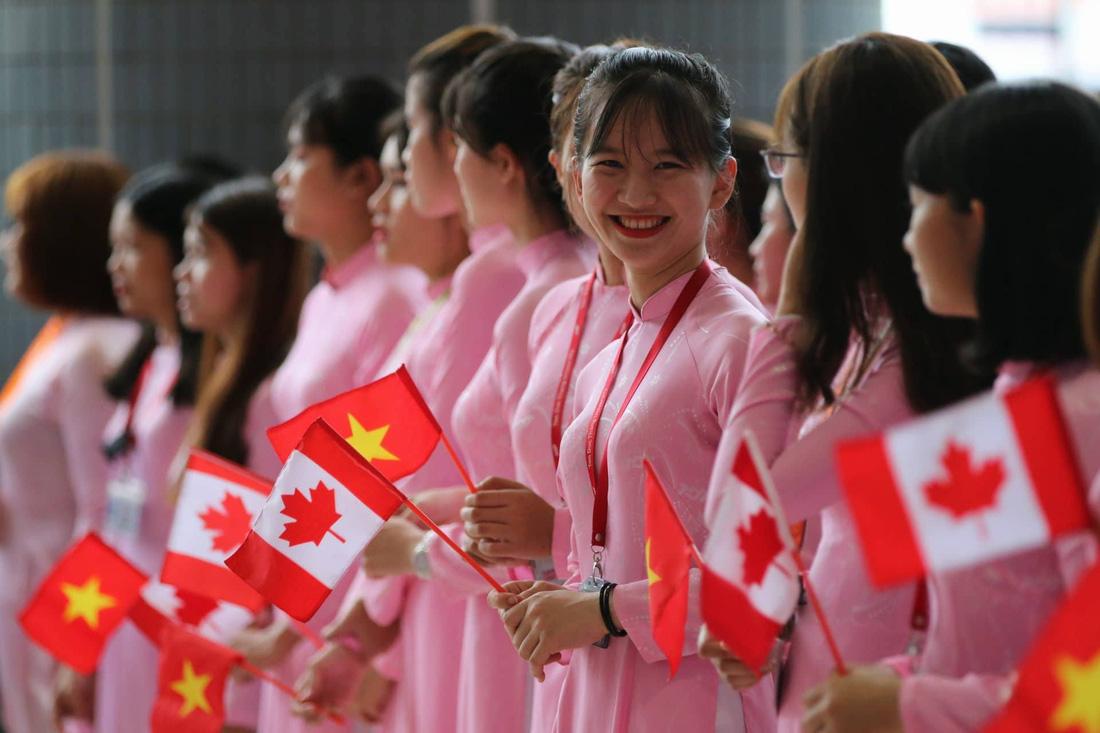 Thủ tướng Canada: 'Tôi từng mơ làm giáo viên' - ảnh 5