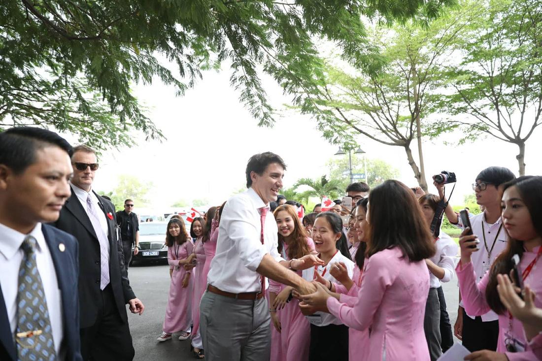 Thủ tướng Canada: 'Tôi từng mơ làm giáo viên' - ảnh 3