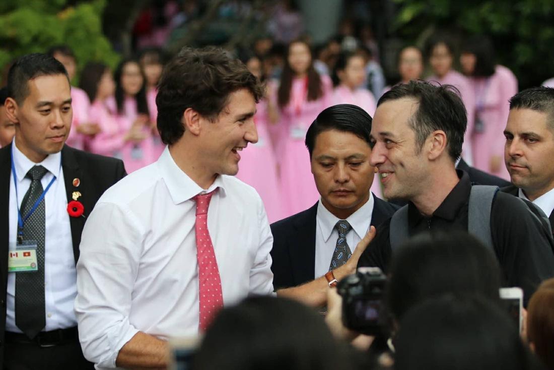 Thủ tướng Canada: 'Tôi từng mơ làm giáo viên' - ảnh 6