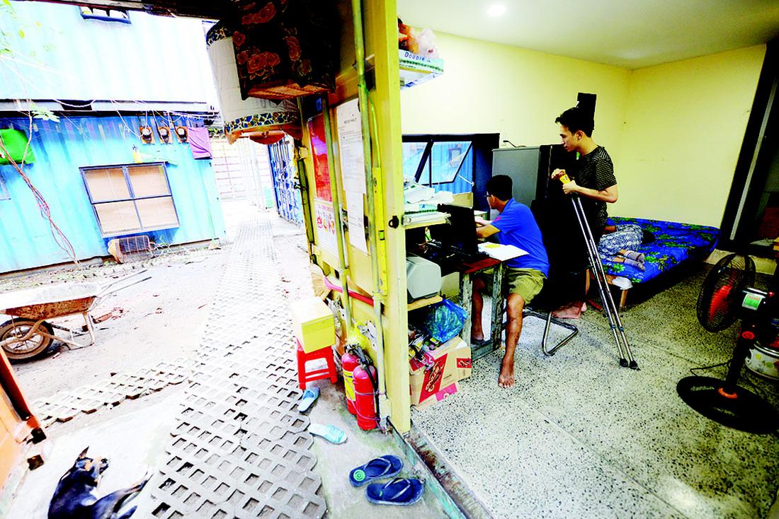 Cận cảnh cuộc sống sinh viên trong căn hộ container - Ảnh 2.
