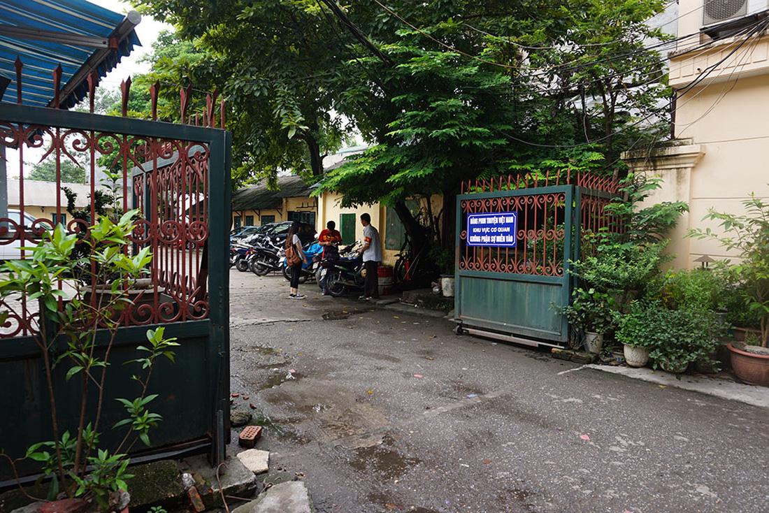 Hãng phim truyện Việt Nam: Tổ chức bán bún phở kiếm thêm thu nhập? - Ảnh 8.