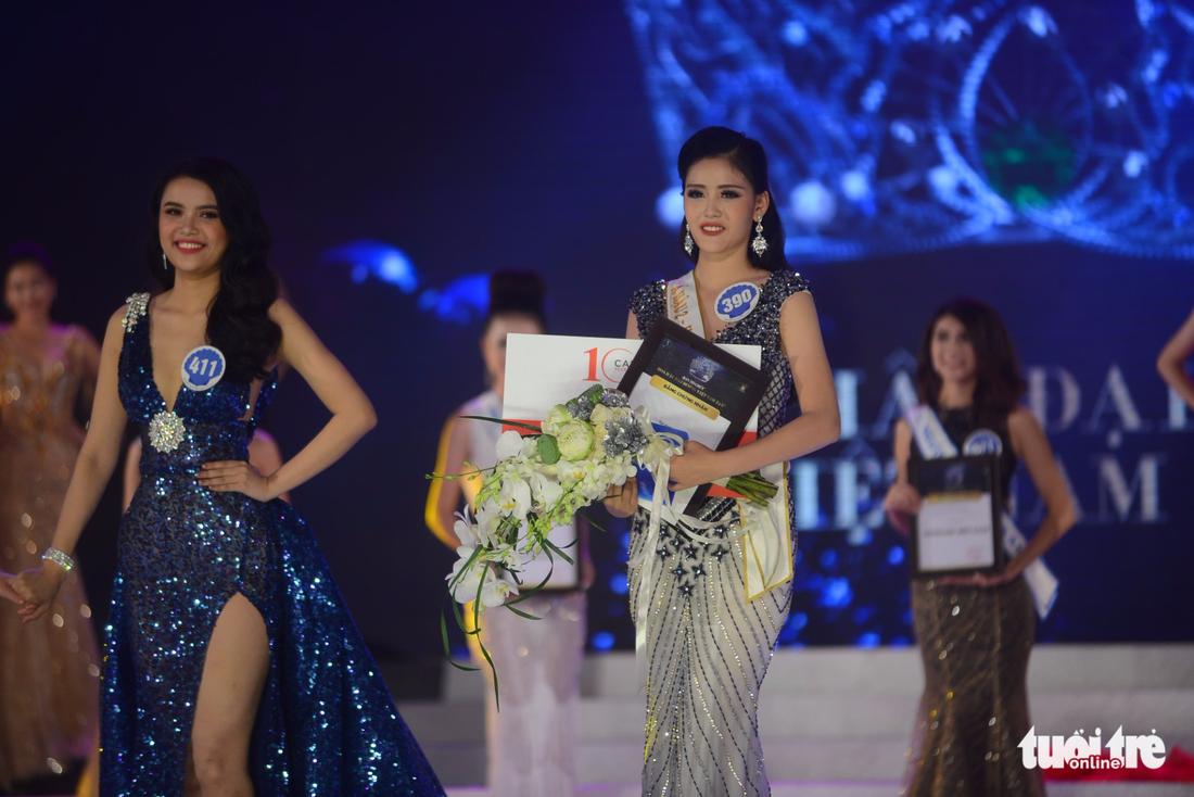 Hoa hậu Đại dương 2017: mưa danh hiệu người đẹp - Ảnh 4.