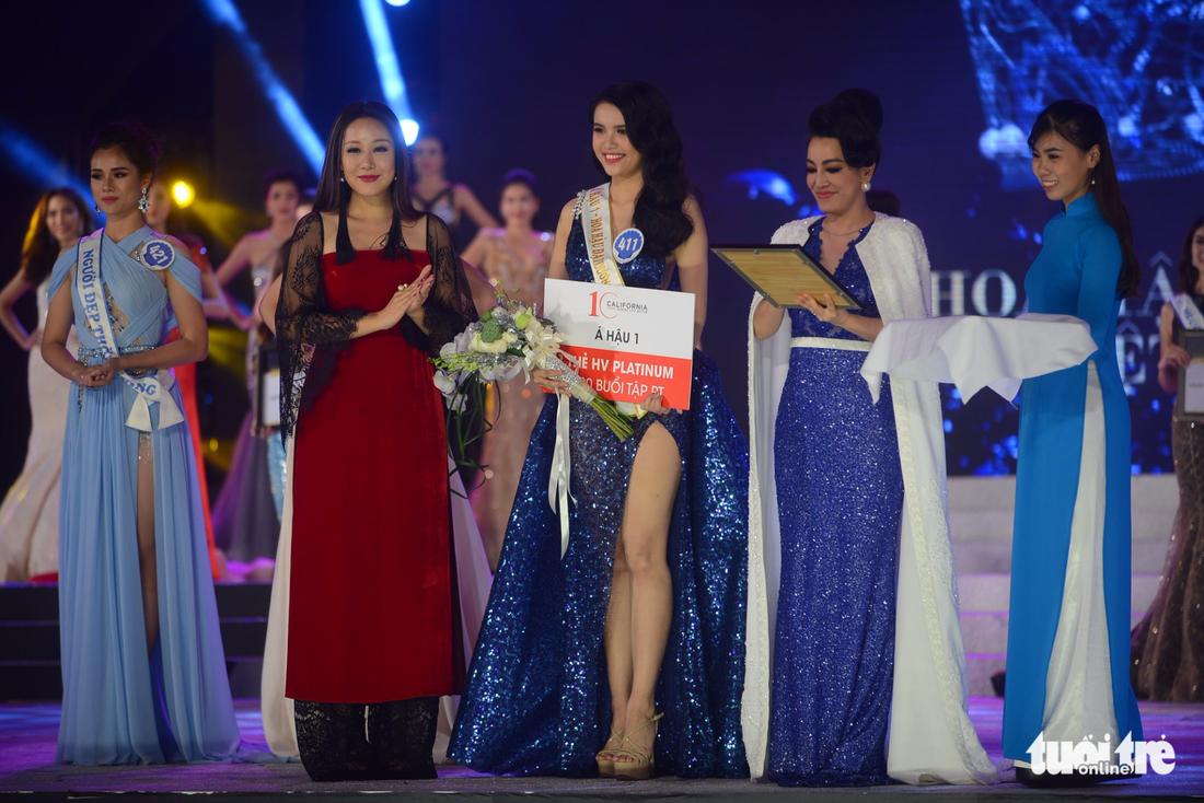 Hoa hậu Đại dương 2017: mưa danh hiệu người đẹp - Ảnh 3.