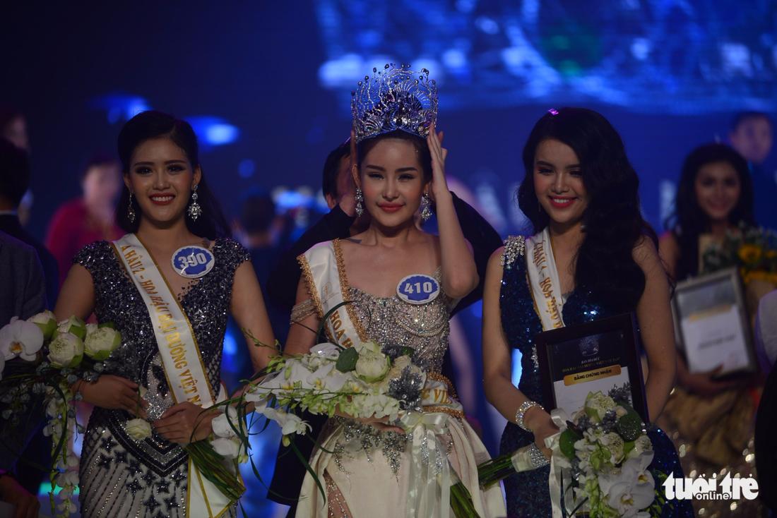 Hoa hậu Đại dương 2017: mưa danh hiệu người đẹp - Ảnh 2.