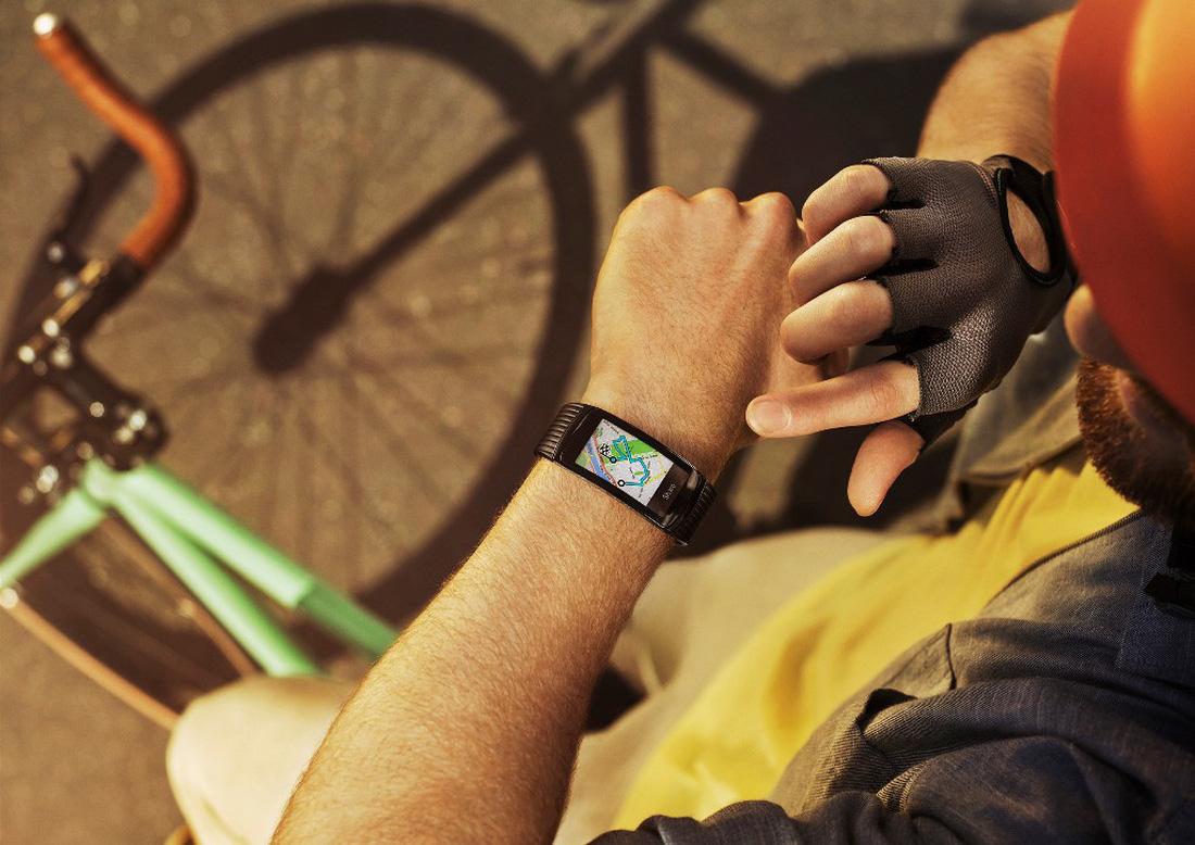 Gear Fit2 Pro: thiết bị đeo hỗ trợ thể thao chuẩn chuyên nghiệp - Ảnh 3.