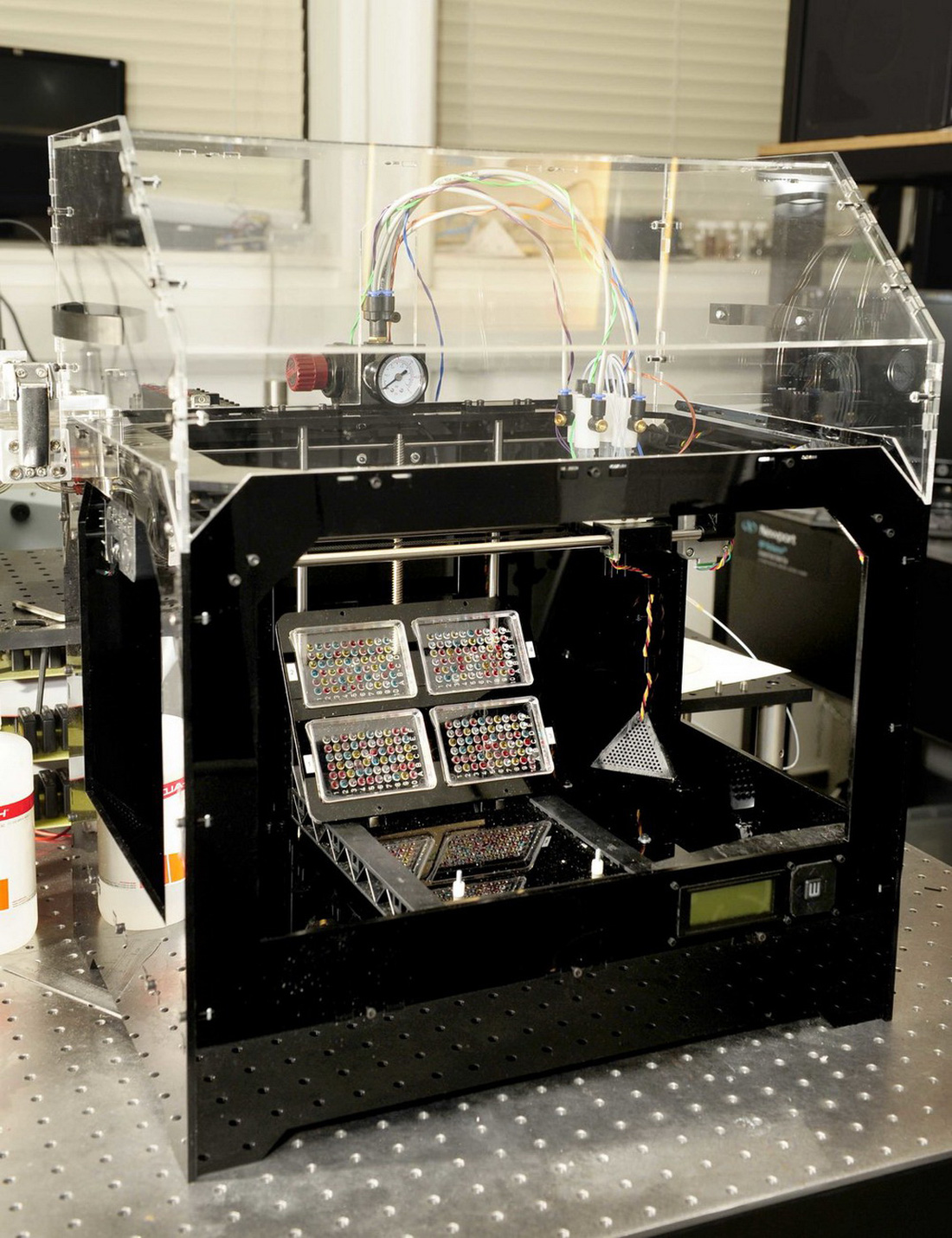 In 3D đang tạo ra phép màu trong y học - Ảnh 3.