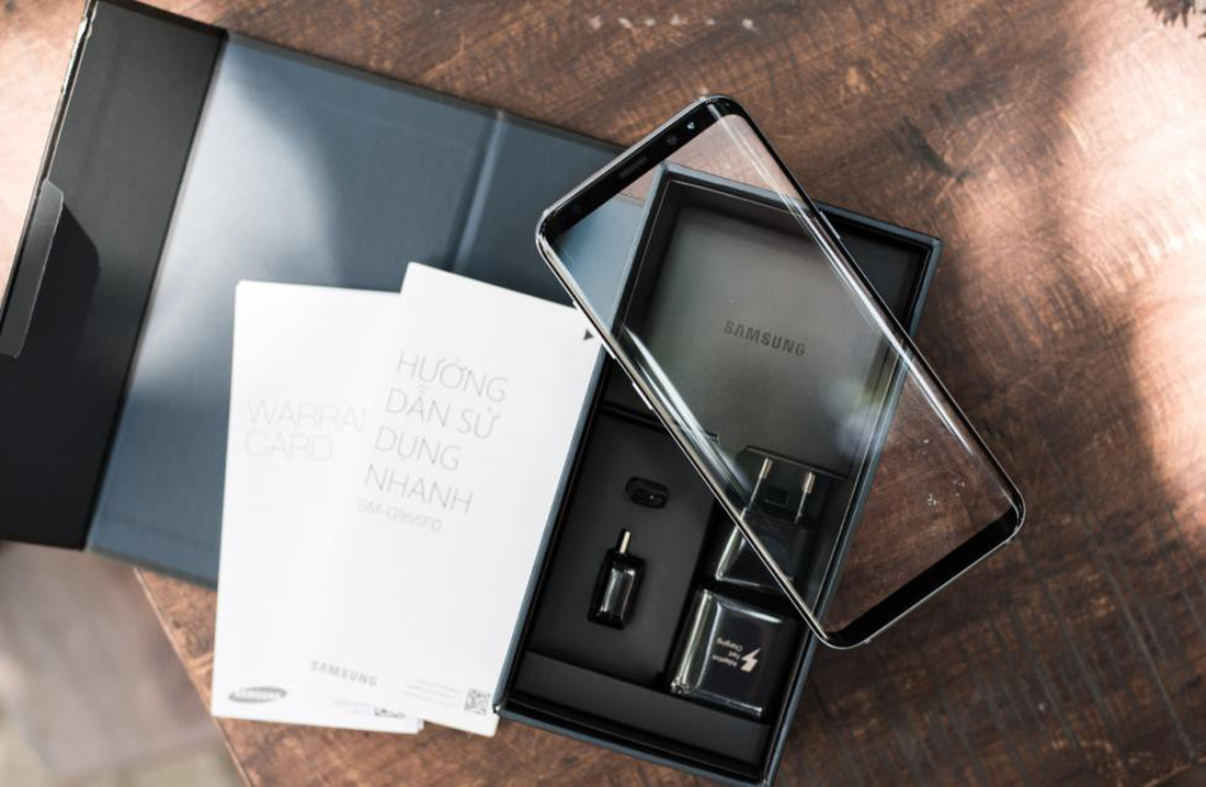 4 lý do xứng đáng để cuối năm sắm Galaxy S8 - Ảnh 2.