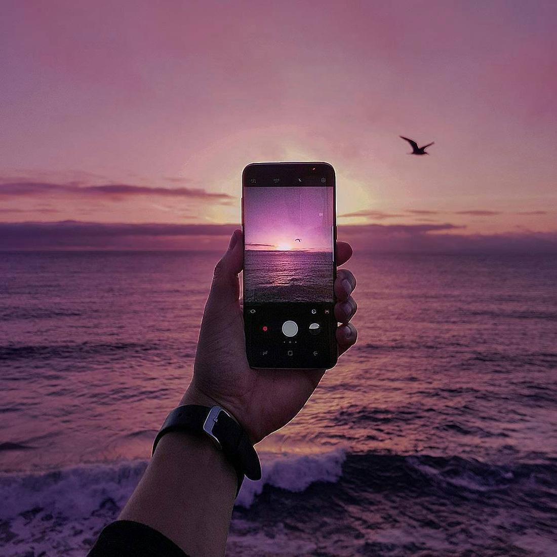 Gợi ý quà giáng sinh và cuối năm: Galaxy S8 - Ảnh 1.