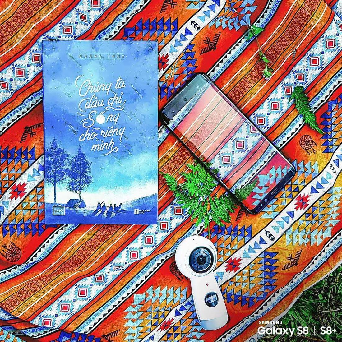 Gợi ý quà giáng sinh và cuối năm: Galaxy S8 - Ảnh 4.