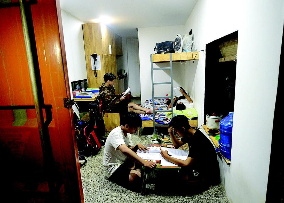 Cận cảnh cuộc sống sinh viên trong căn hộ container - Ảnh 10.