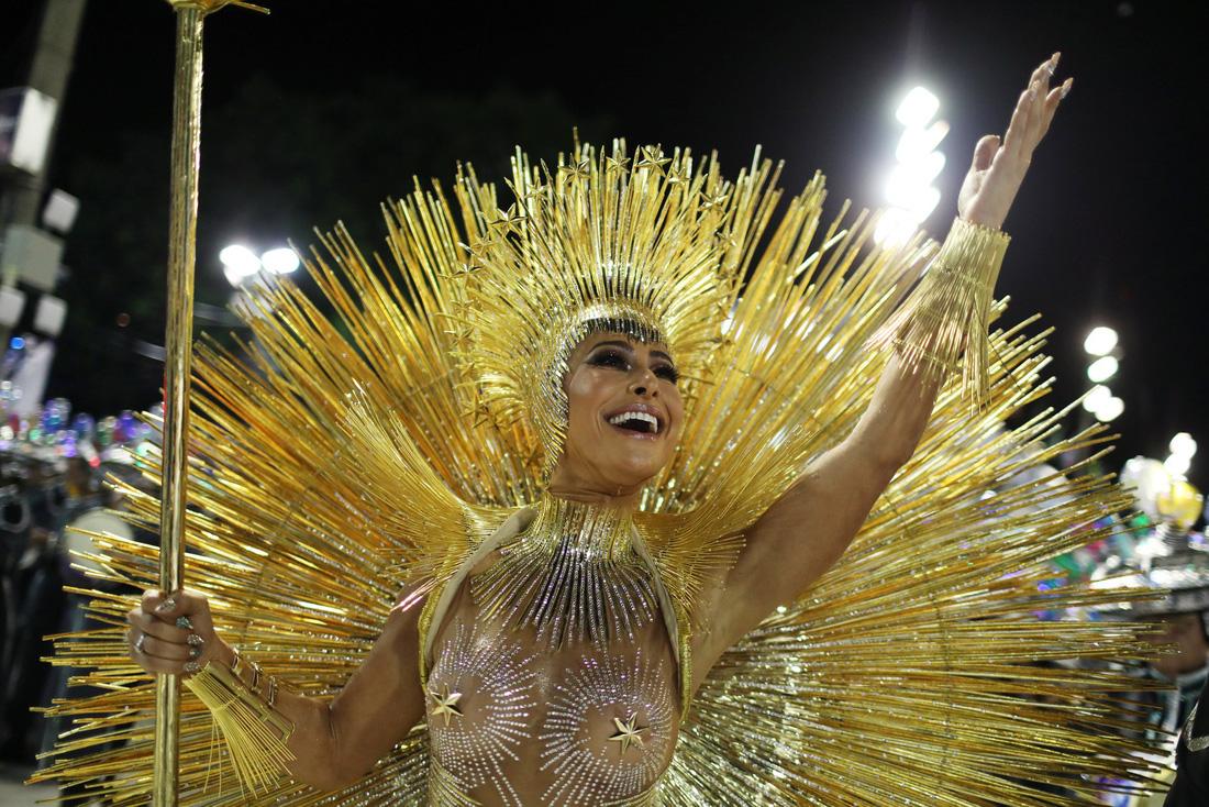 Choáng ngợp với Carnival Rio đầy màu sắc và quyến rũ - Ảnh 4.