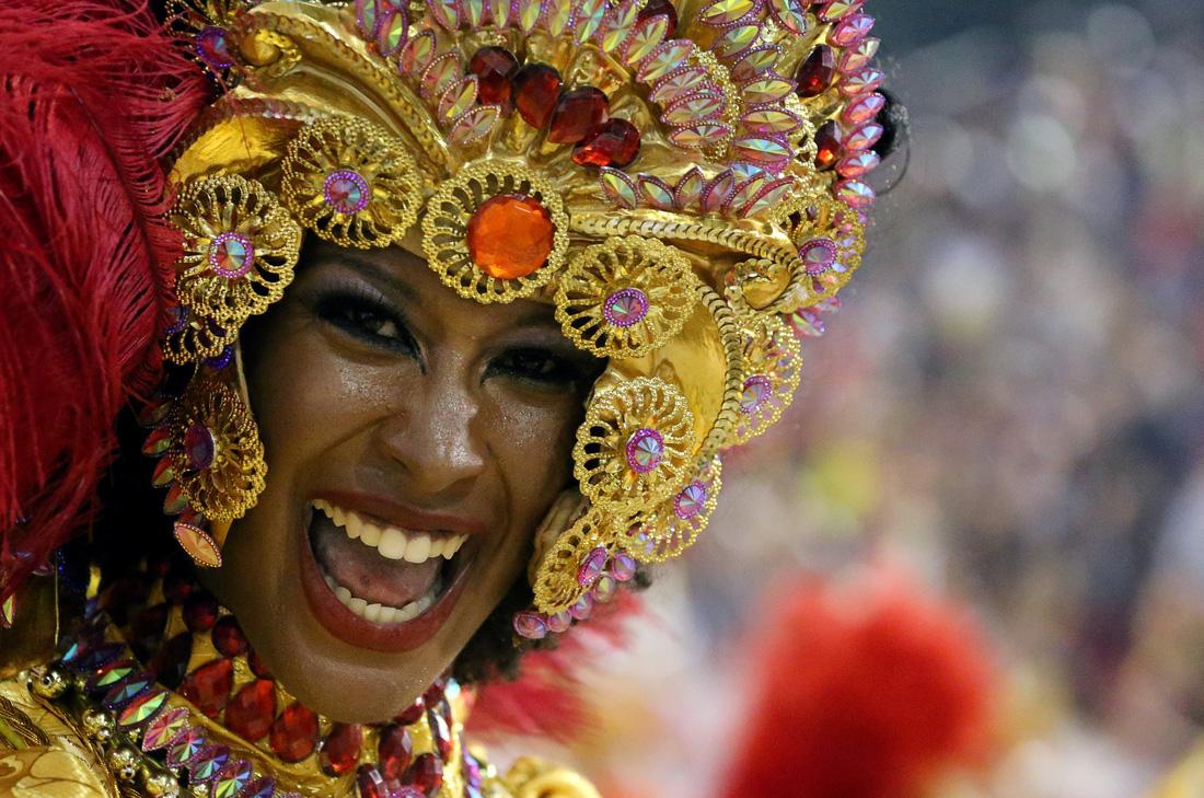 Choáng ngợp với Carnival Rio đầy màu sắc và quyến rũ - Ảnh 9.