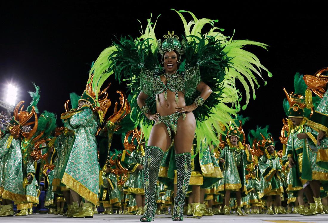 Choáng ngợp với Carnival Rio đầy màu sắc và quyến rũ - Ảnh 8.