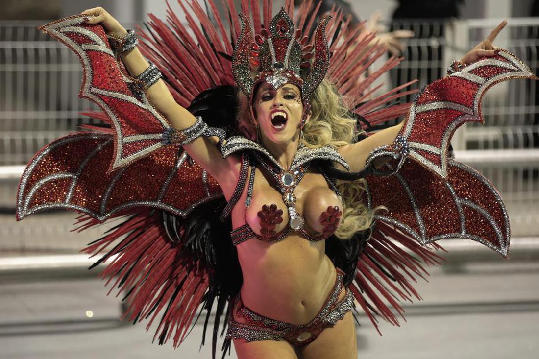 Choáng ngợp với Carnival Rio đầy màu sắc và quyến rũ - ảnh 7