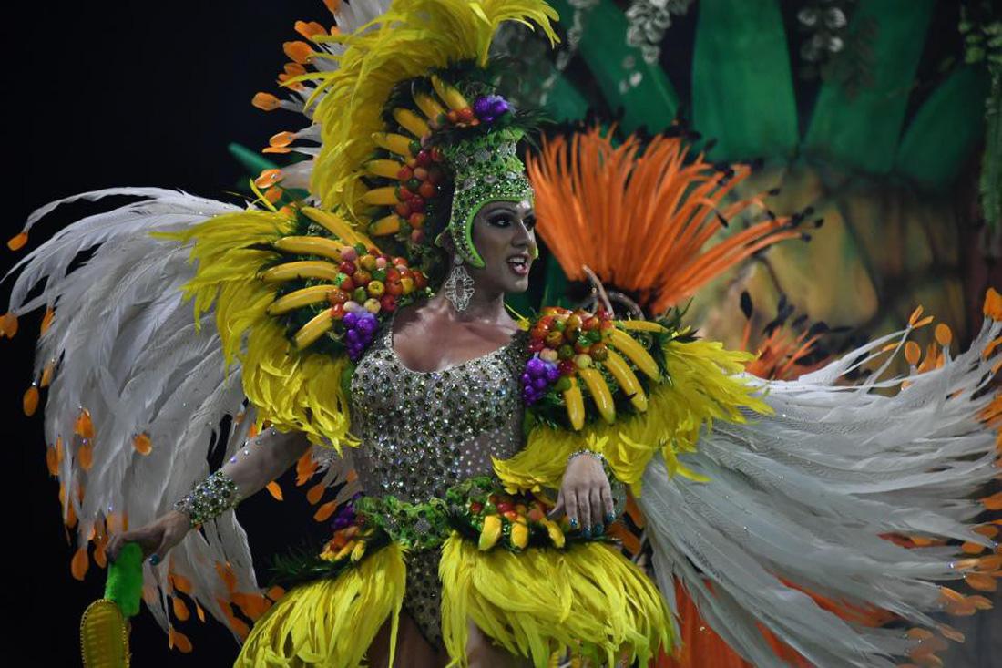 Choáng ngợp với Carnival Rio đầy màu sắc và quyến rũ - ảnh 6