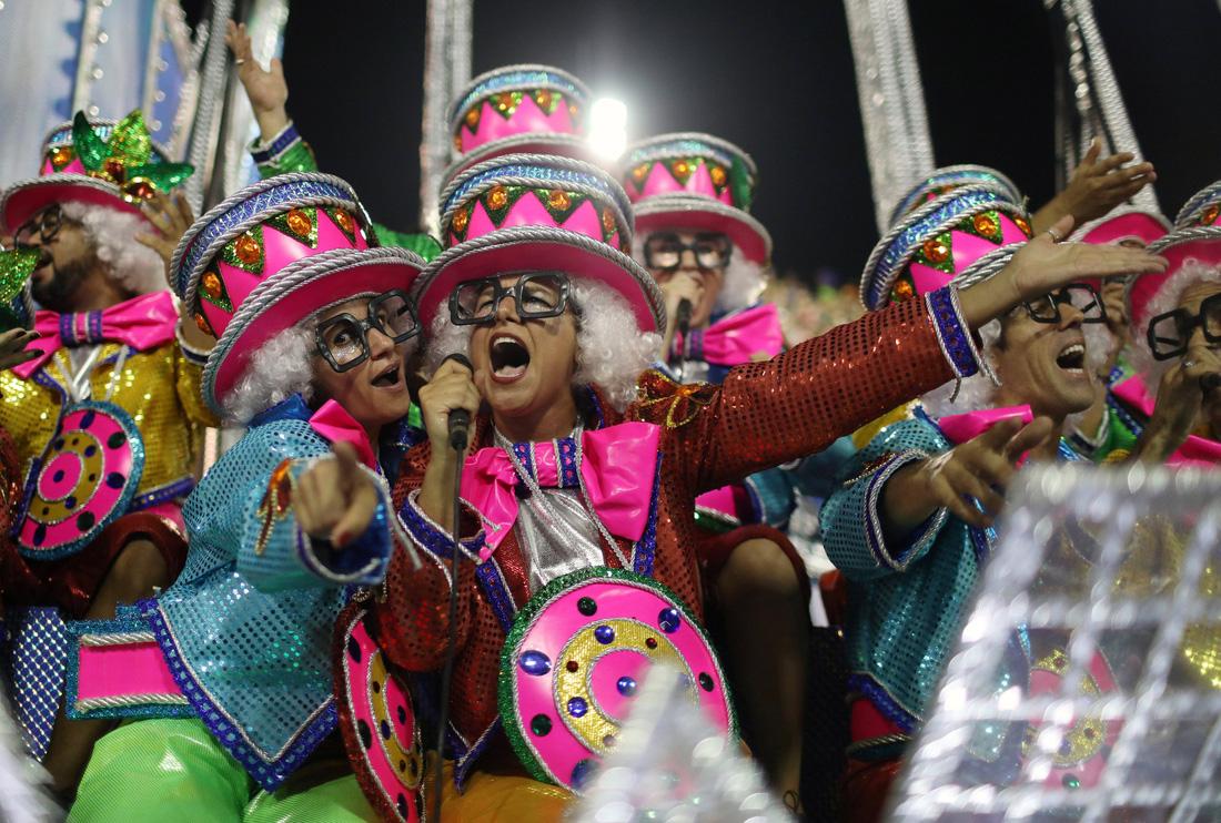 Choáng ngợp với Carnival Rio đầy màu sắc và quyến rũ - ảnh 15