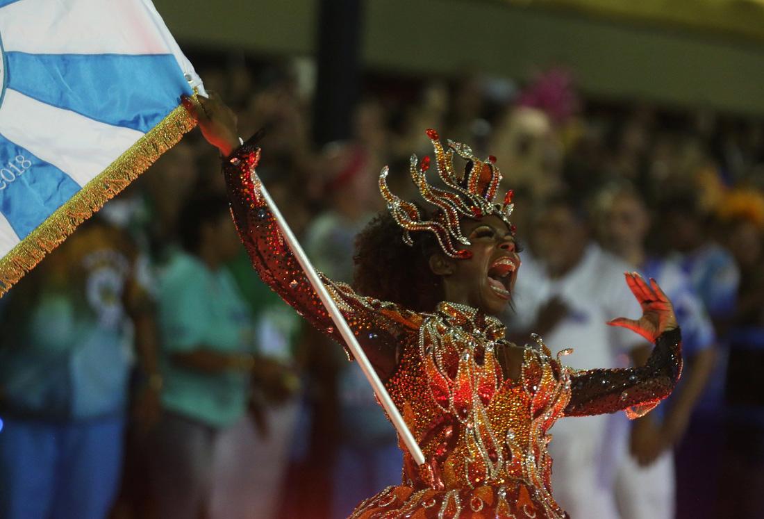 Choáng ngợp với Carnival Rio đầy màu sắc và quyến rũ - ảnh 13