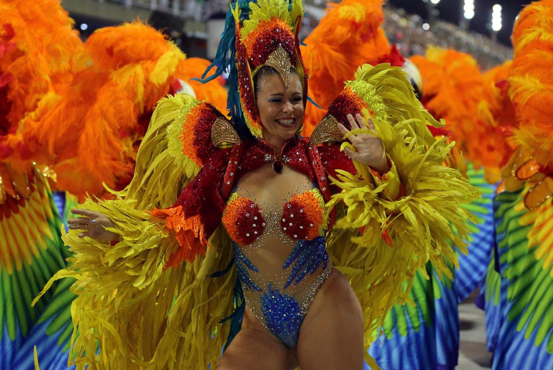 Choáng ngợp với Carnival Rio đầy màu sắc và quyến rũ - ảnh 5