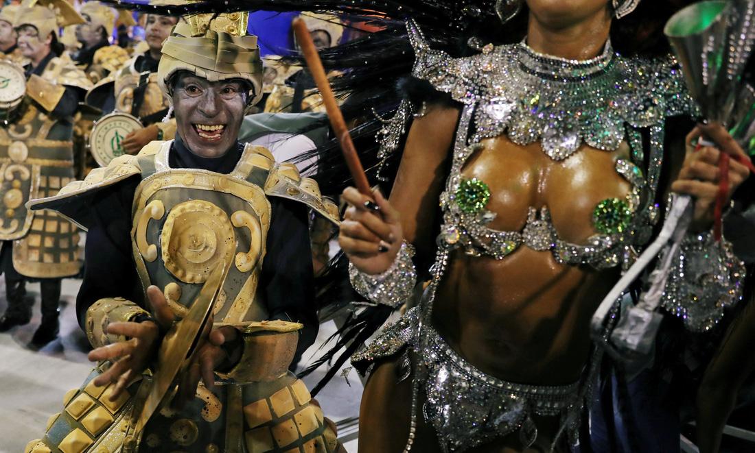 Choáng ngợp với Carnival Rio đầy màu sắc và quyến rũ - ảnh 11