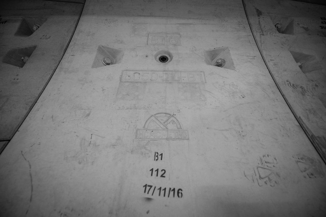 Chui xuống đất cùng chú robot khoan hầm metro TP.HCM - Ảnh 4.