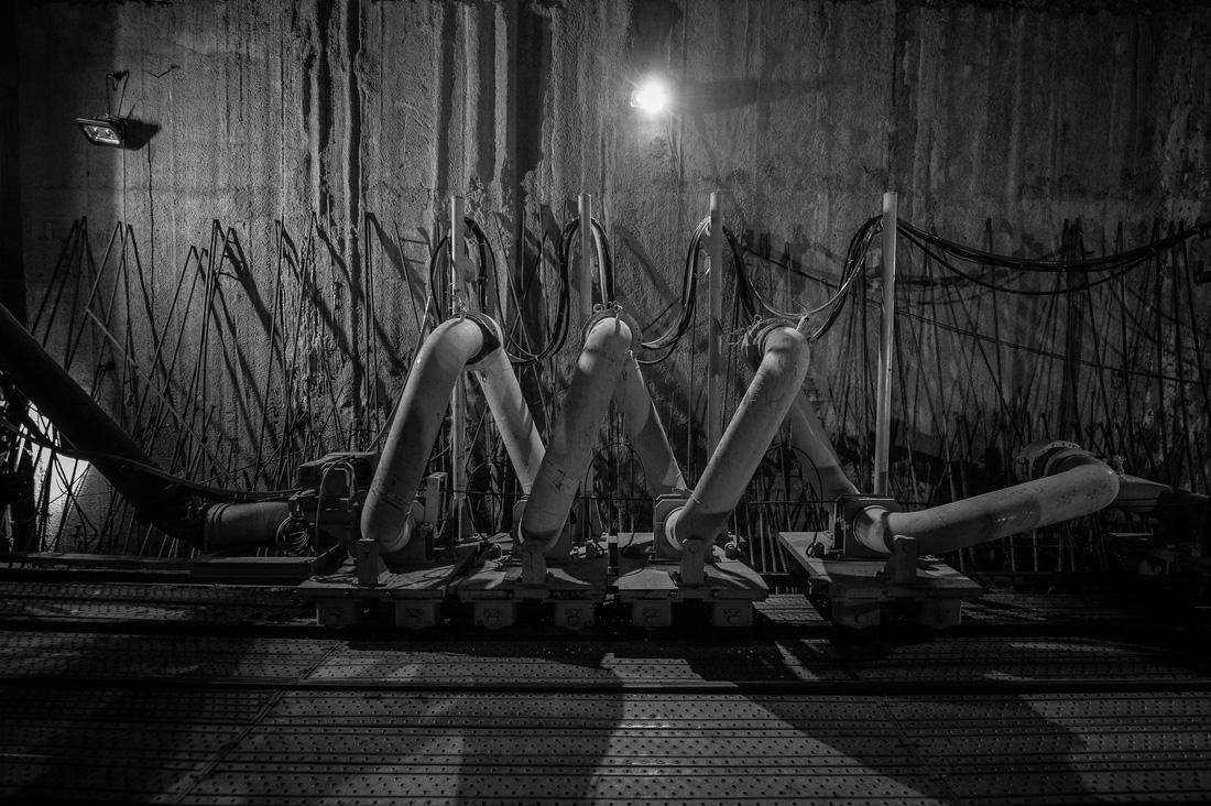 Chui xuống đất cùng chú robot khoan hầm metro TP.HCM - Ảnh 7.