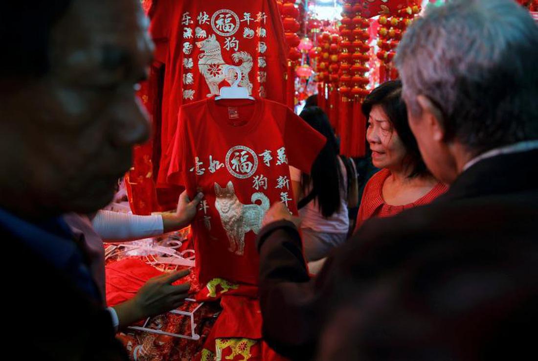 Xem các nước châu Á đón Tết qua ống kính Reuters - ảnh 2