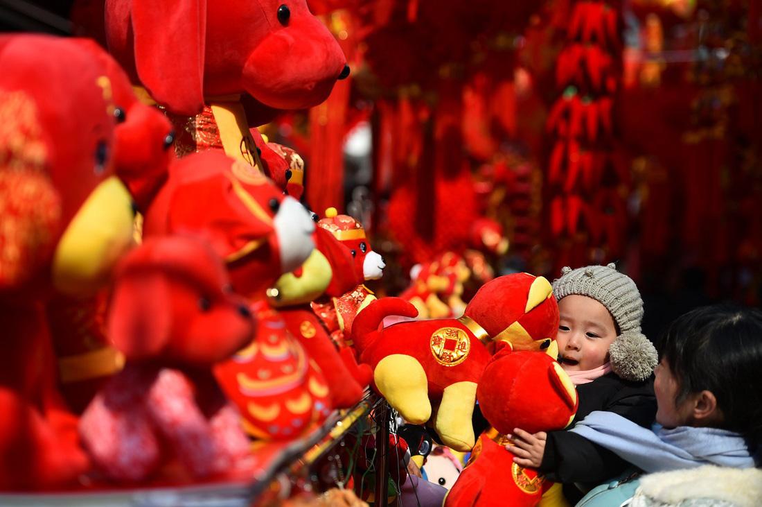 Xem các nước châu Á đón Tết qua ống kính Reuters - ảnh 17