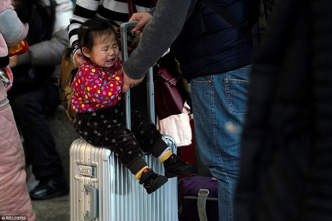 Xem các nước châu Á đón Tết qua ống kính Reuters - ảnh 19
