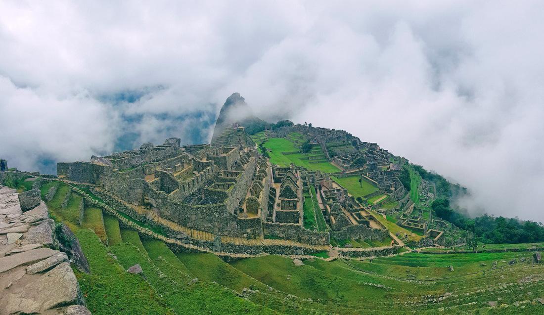 Trần Đặng Đăng Khoa chia sẻ kinh nghiệm đến kỳ quan Machu Picchu - Ảnh 1.