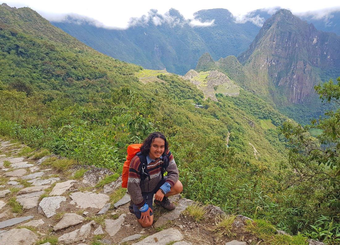 Trần Đặng Đăng Khoa chia sẻ kinh nghiệm đến kỳ quan Machu Picchu - Ảnh 2.