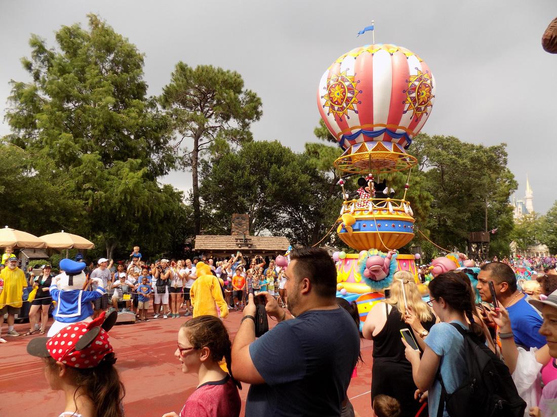 Lạc vào Disneyland ở Florida: thiên đường có thật - Ảnh 3.