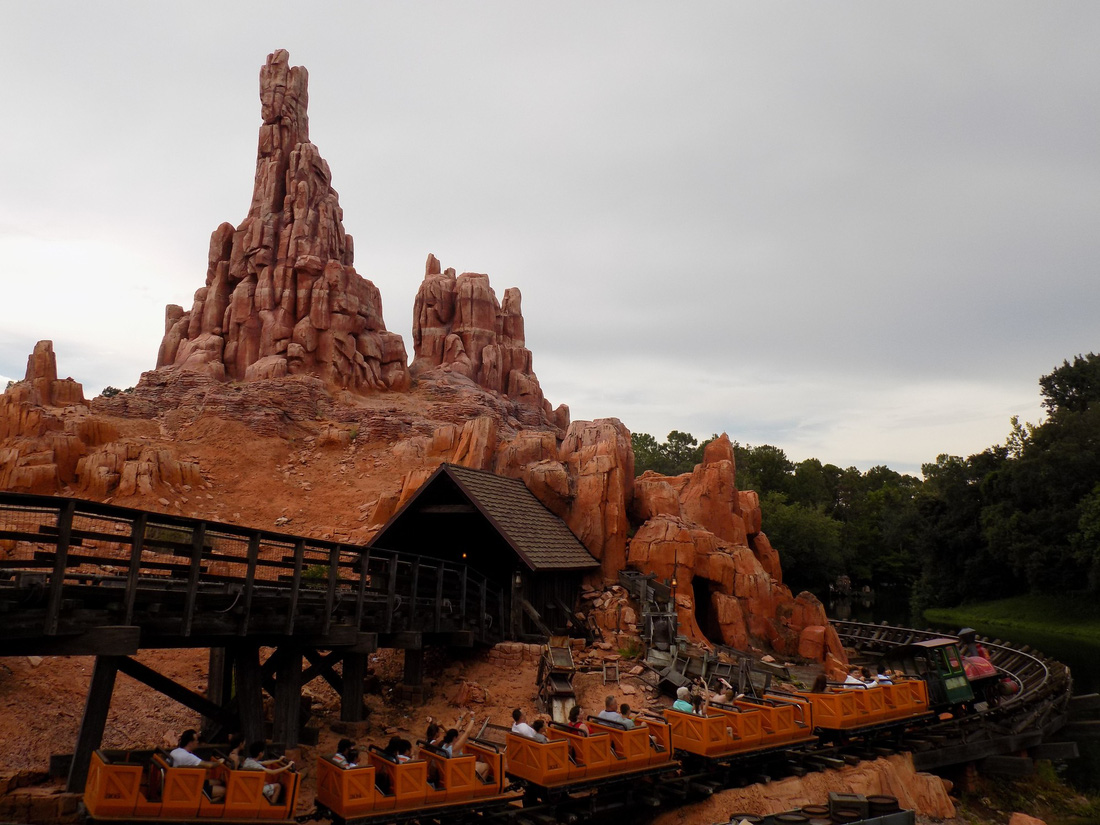 Lạc vào Disneyland ở Florida: thiên đường có thật - Ảnh 10.