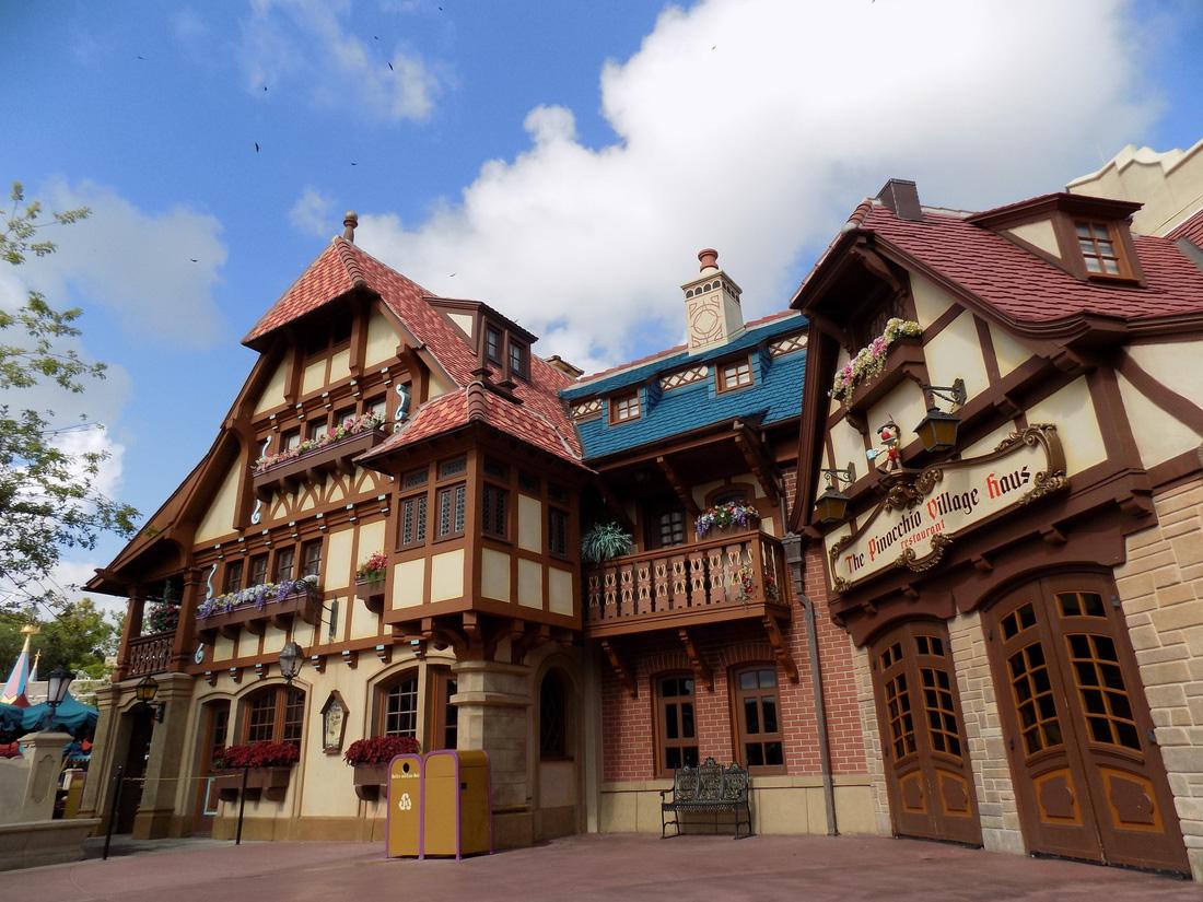 Lạc vào Disneyland ở Florida: thiên đường có thật - Ảnh 12.