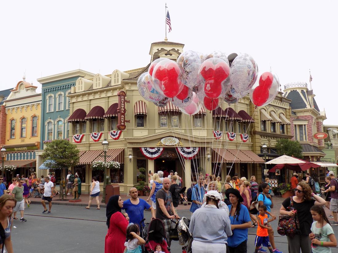 Lạc vào Disneyland ở Florida: thiên đường có thật - Ảnh 13.