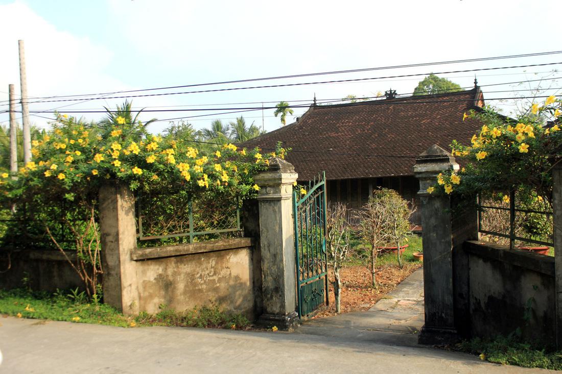 Mùa xuân đi thăm làng cổ Đông Hòa Hiệp - Ảnh 10.