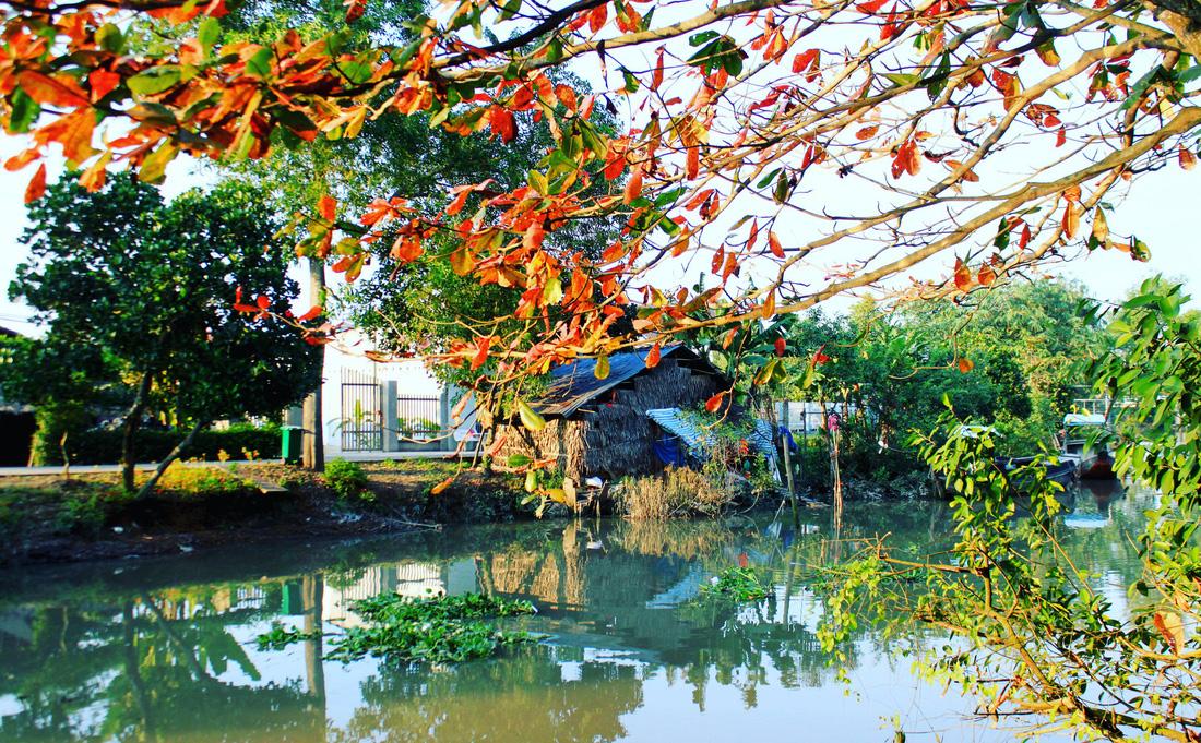 Mùa xuân đi thăm làng cổ Đông Hòa Hiệp - Ảnh 3.