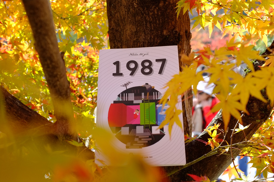 1987: trở thành best-seller và chuẩn bị phát hành quốc tế - Ảnh 10.