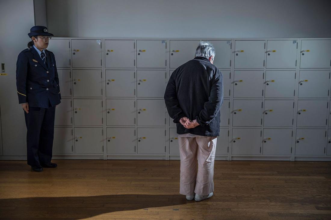Người già Nhật Bản chọn nhà tù làm nơi an cư - Ảnh 13.