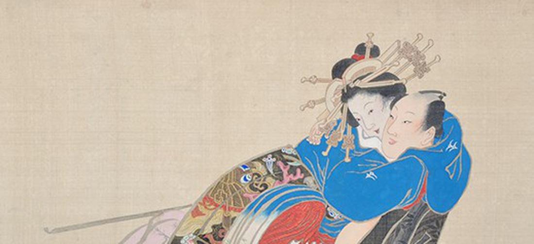 Xuân cung họa: Tình dục và khoái lạc trong nghệ thuật Nhật Bản - Ảnh 12.