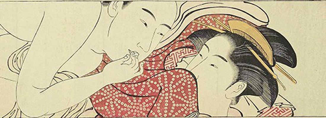 Xuân cung họa: Tình dục và khoái lạc trong nghệ thuật Nhật Bản - Ảnh 13.