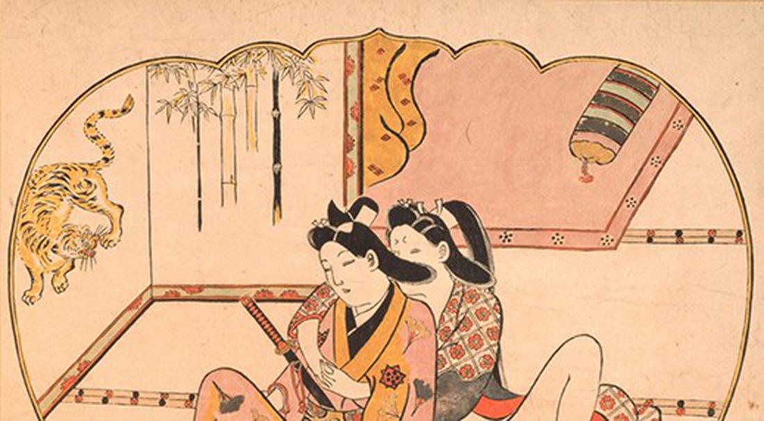 Xuân cung họa: Tình dục và khoái lạc trong nghệ thuật Nhật Bản - Ảnh 14.