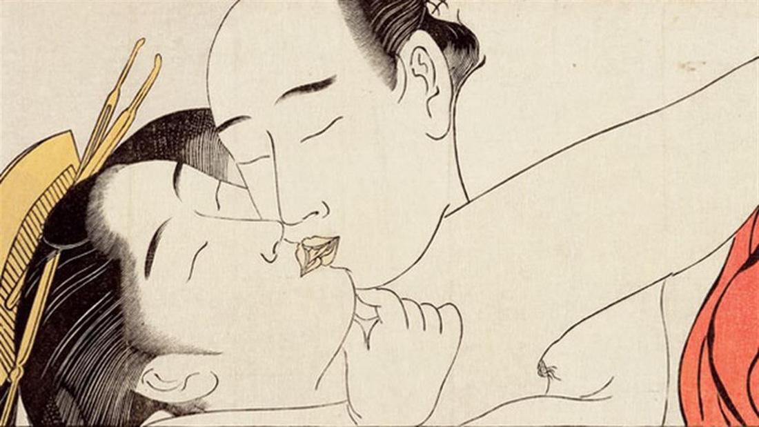 Xuân cung họa: Tình dục và khoái lạc trong nghệ thuật Nhật Bản - Ảnh 1.