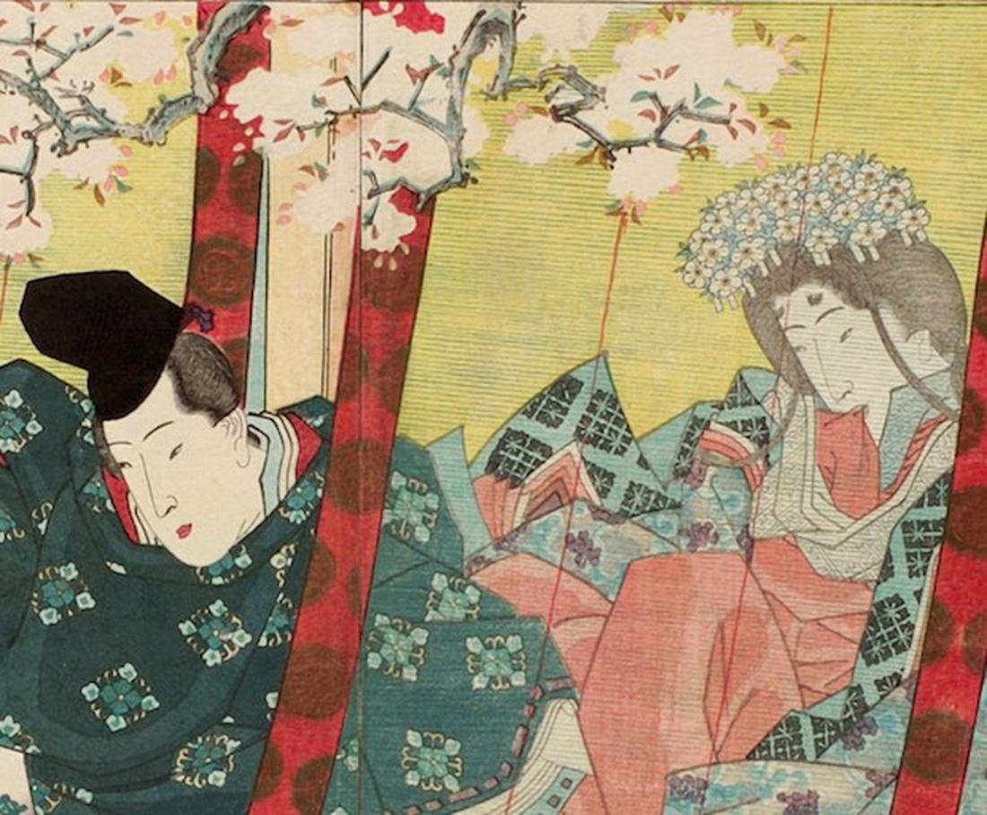 Xuân cung họa: Tình dục và khoái lạc trong nghệ thuật Nhật Bản - Ảnh 6.