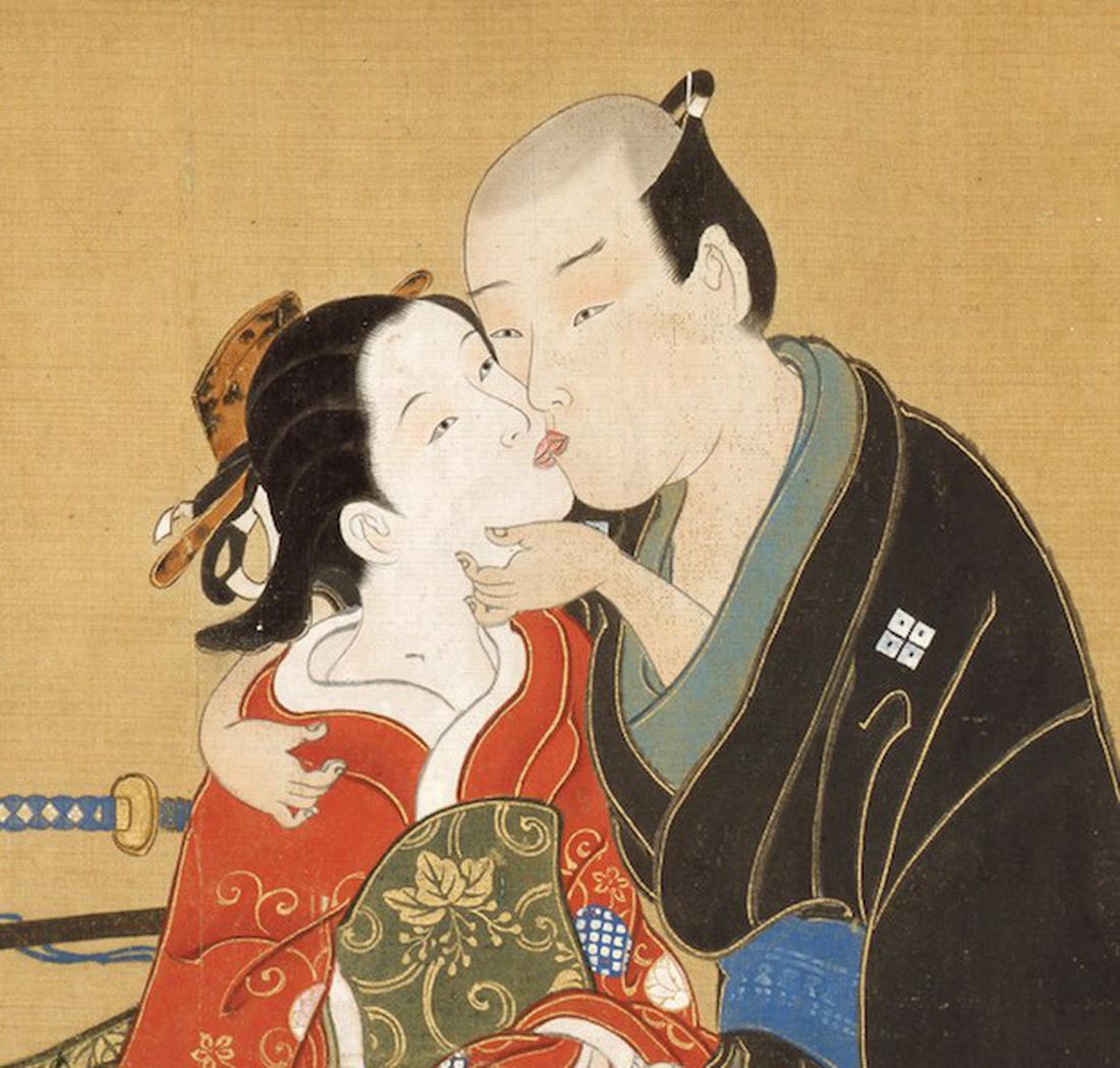 Xuân cung họa: Tình dục và khoái lạc trong nghệ thuật Nhật Bản - Ảnh 7.