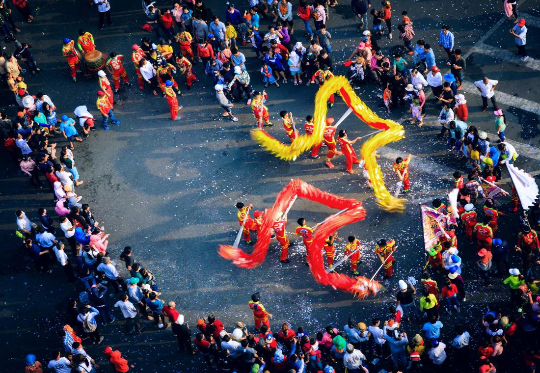 Nét đẹp lễ hội ở Thủ Dầu Một - Ảnh 2.